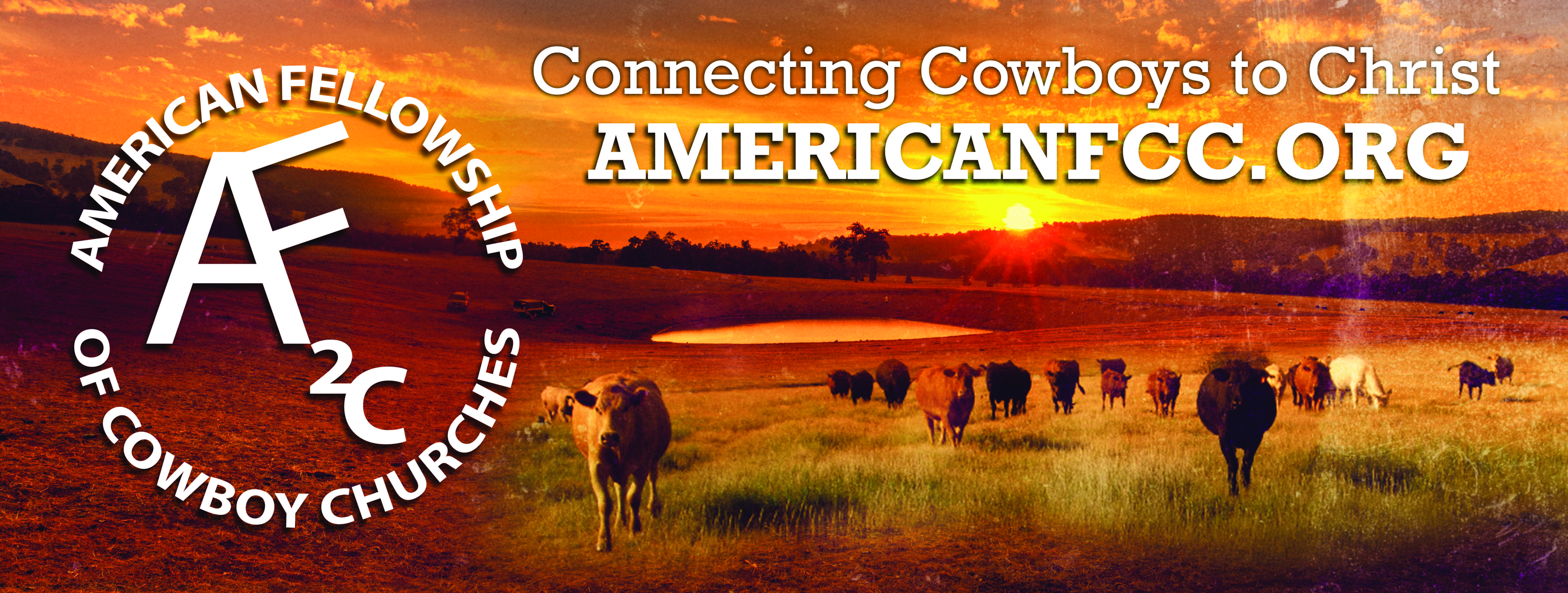 American Fellowship of Cowboy Churches WRCA Sponsor