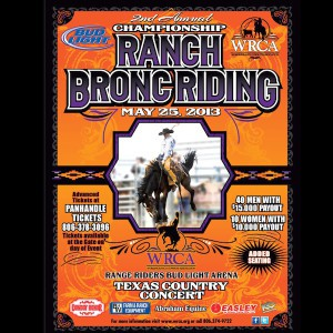 Ranch Bronc Riding DVD