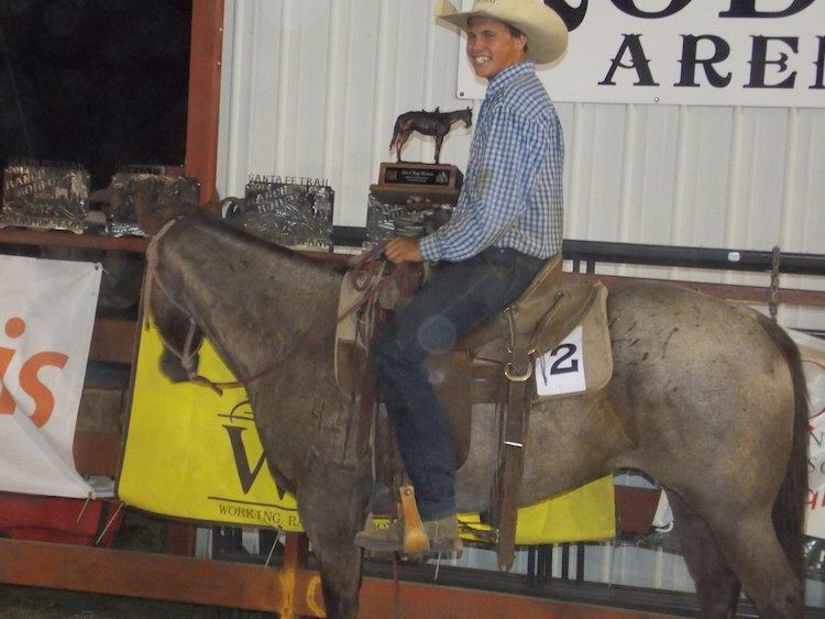 2014 Sante Fe Trail Ranch Rodeo Results