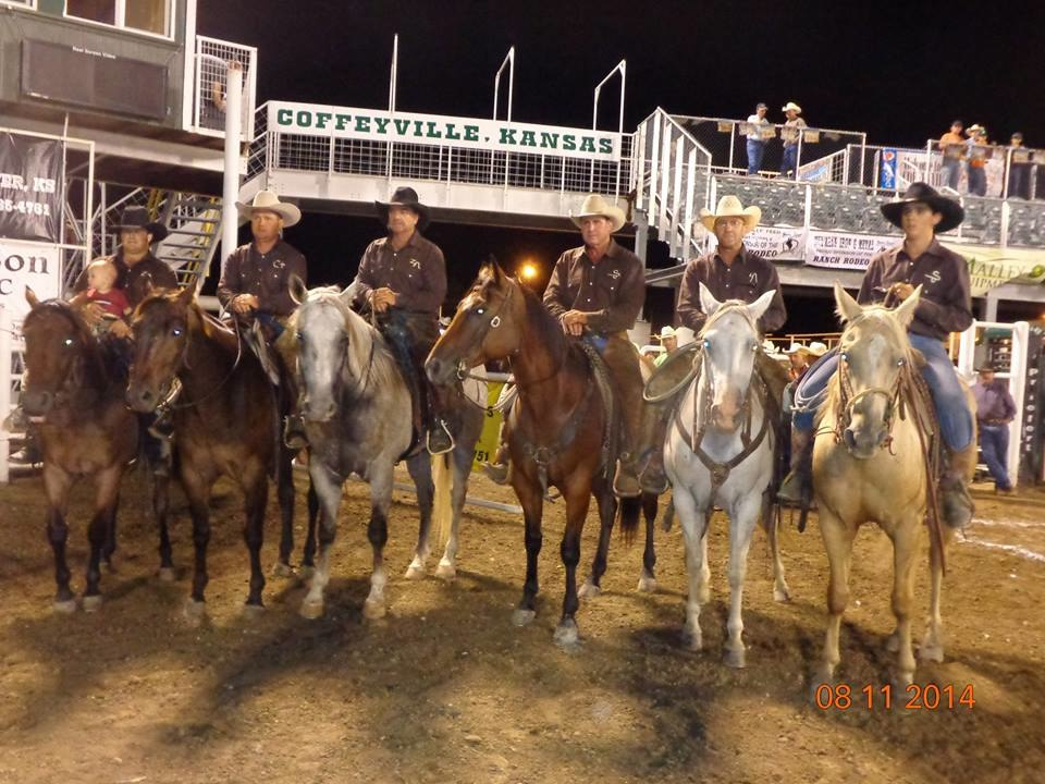 2014 Coffeyville Inter State Fair Amp Ranch Rodeo Results