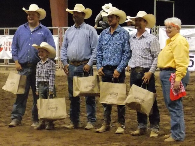 2014 Big Bend Of Texas Ranch Rodeo Results Working Ranch