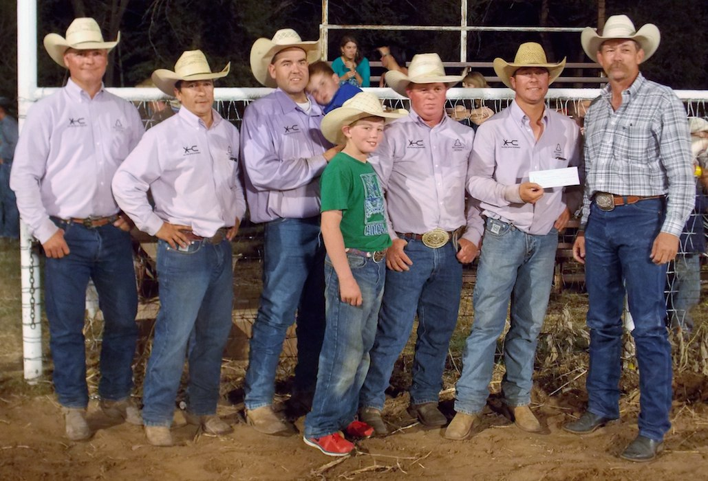 2014 Old Settler S Reunion Ranch Rodeo Results Working