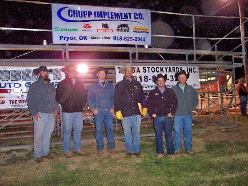 2014 Pryor Creek Arndt Ranch & Bailey Ranch