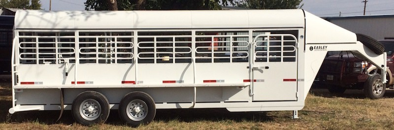 WRCA Champion trailer Easley