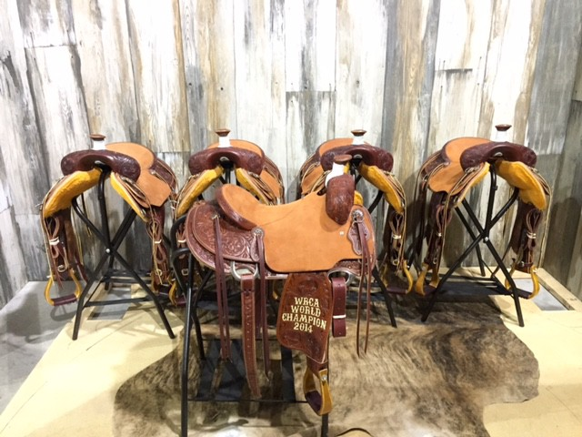 WRCA World Champion Saddle 2014 (3)