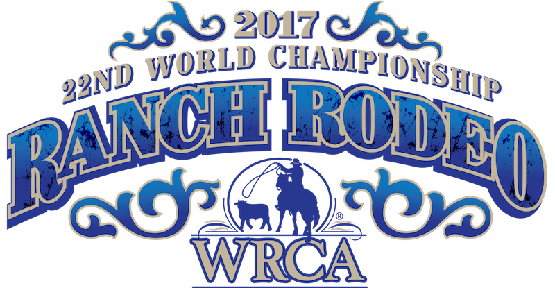 2017 WRCA World Championship Ranch Rodeo Logo