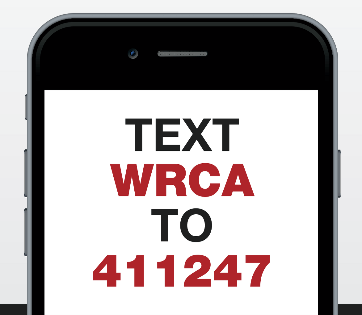 Text Program - Working Ranch Cowboys Association