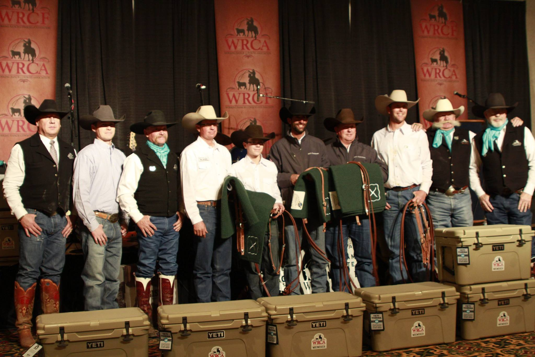 Reserve World Champions - Sandhill Cattle Co.