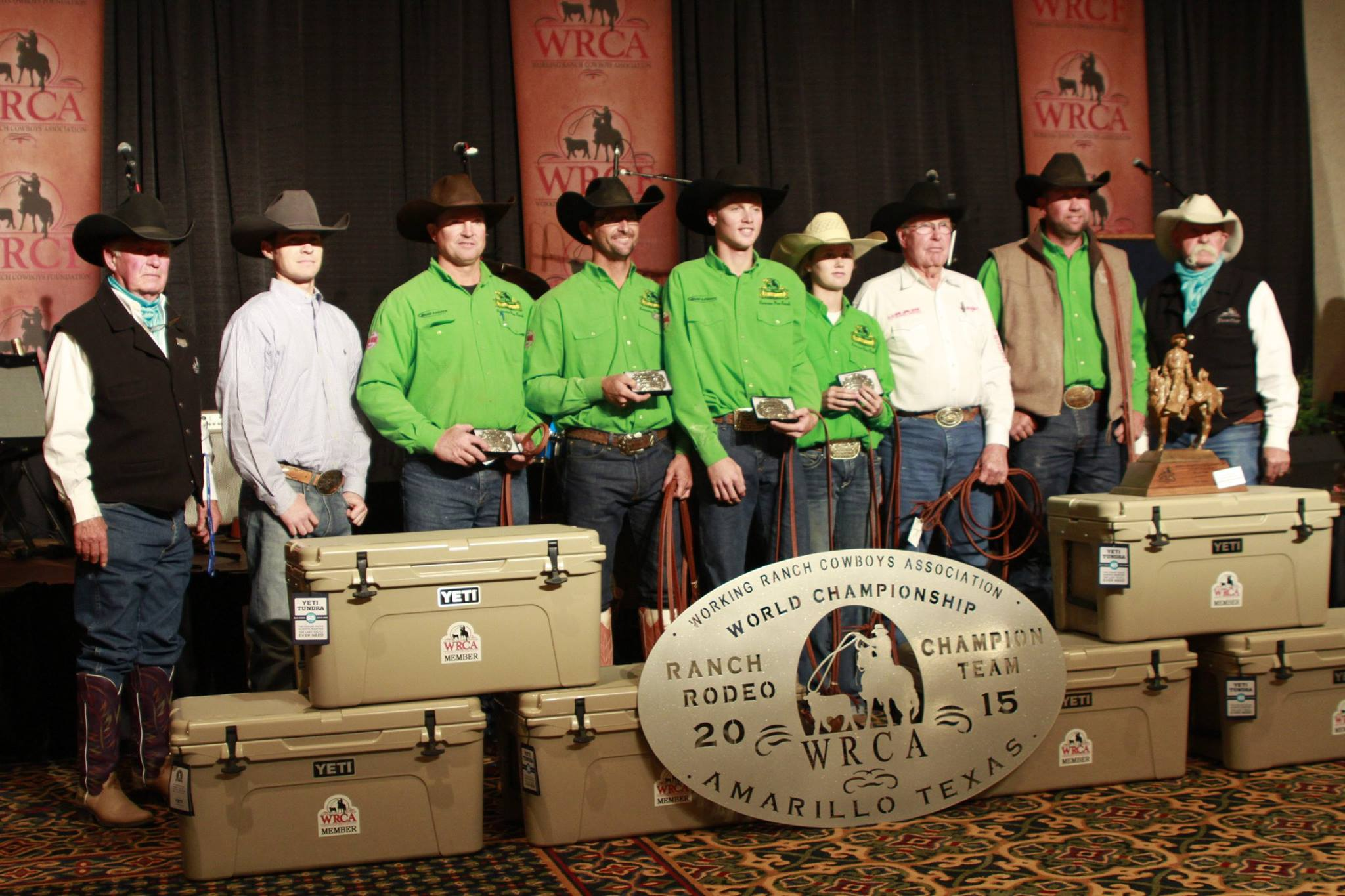 World Champion Ranch Team - Lonesome Pine Ranch
