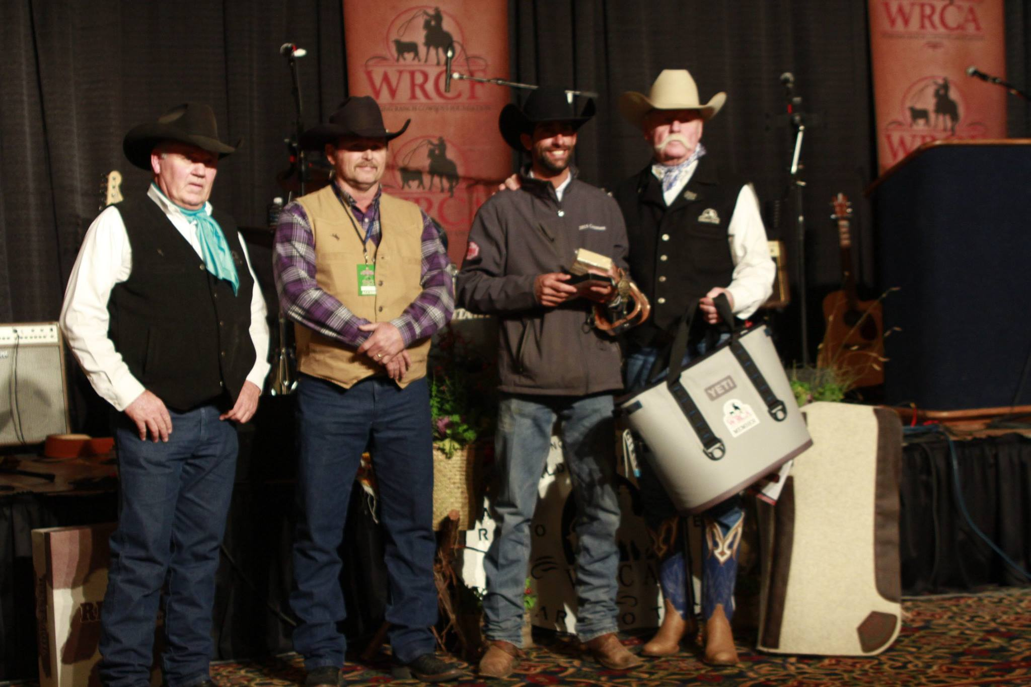 Top Hand - Tyler Rice, Sandhill Cattle Co.