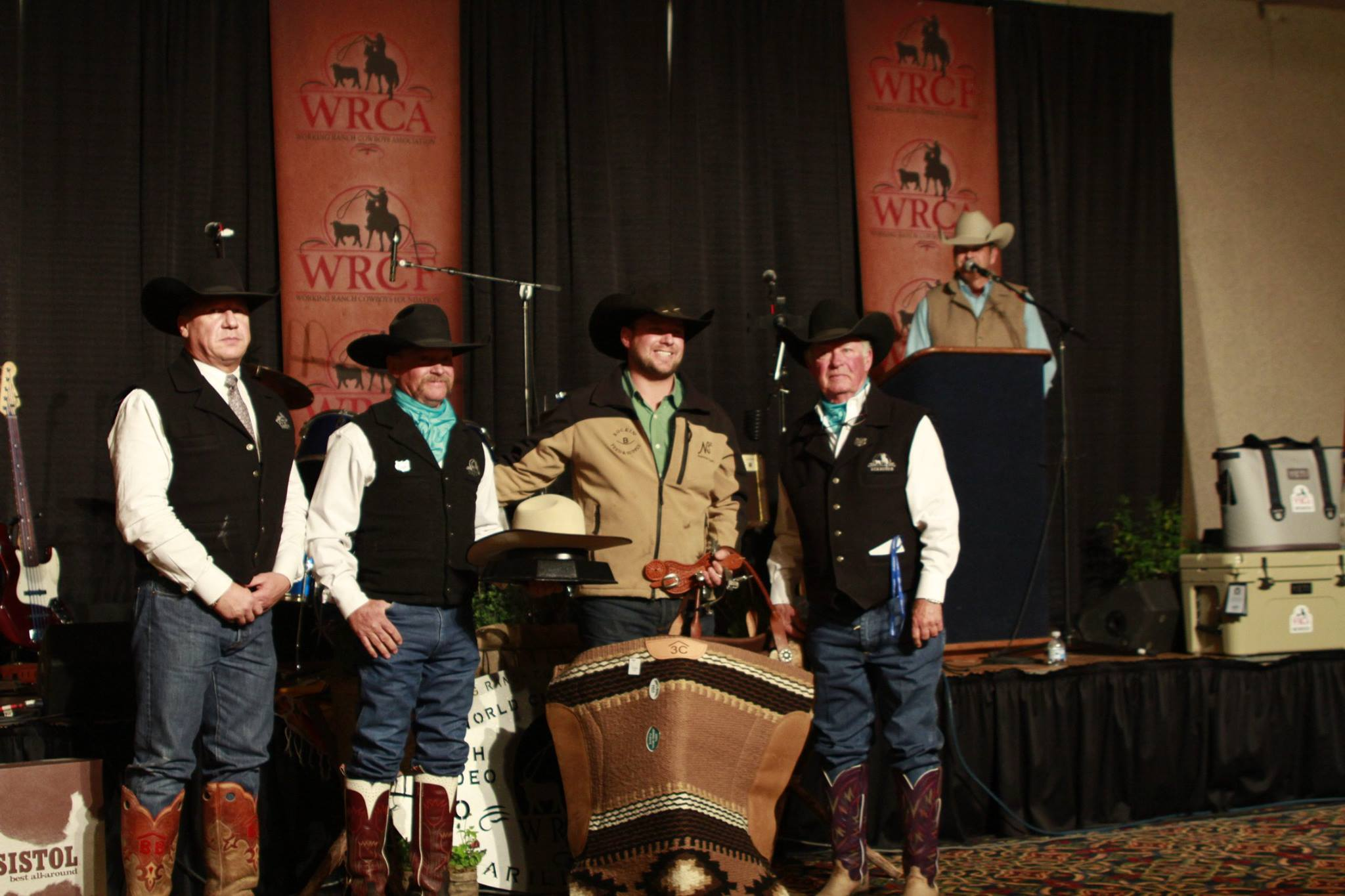 Reserve Top Hand - Cody Heck, Crutch Ranch