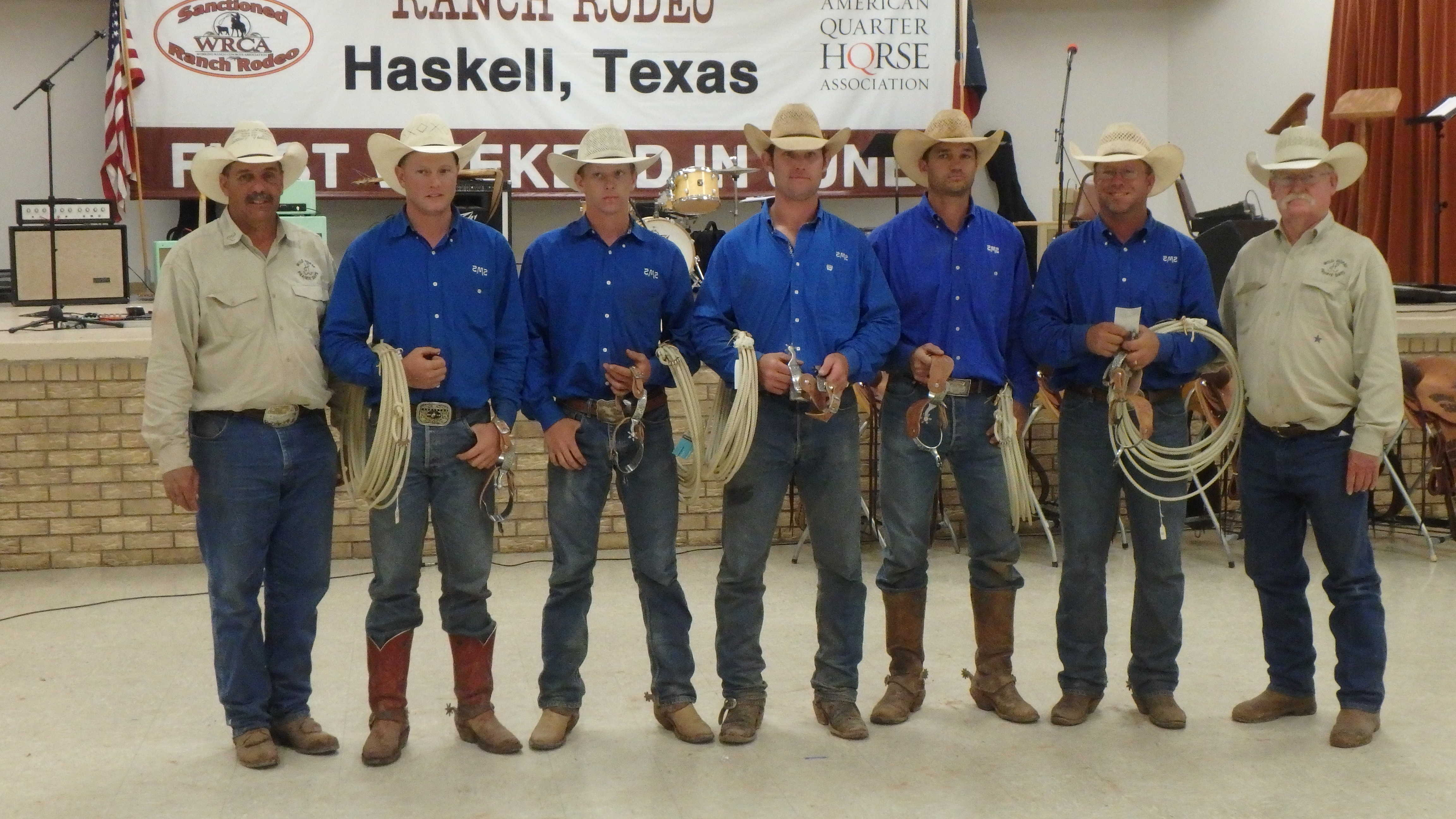 2nd Place Ranch Team – Swenson Land & Cattle