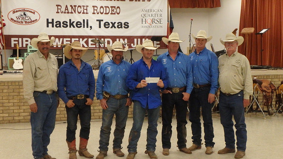 Fourth Place Ranch Team – Thompson Land & Cattle