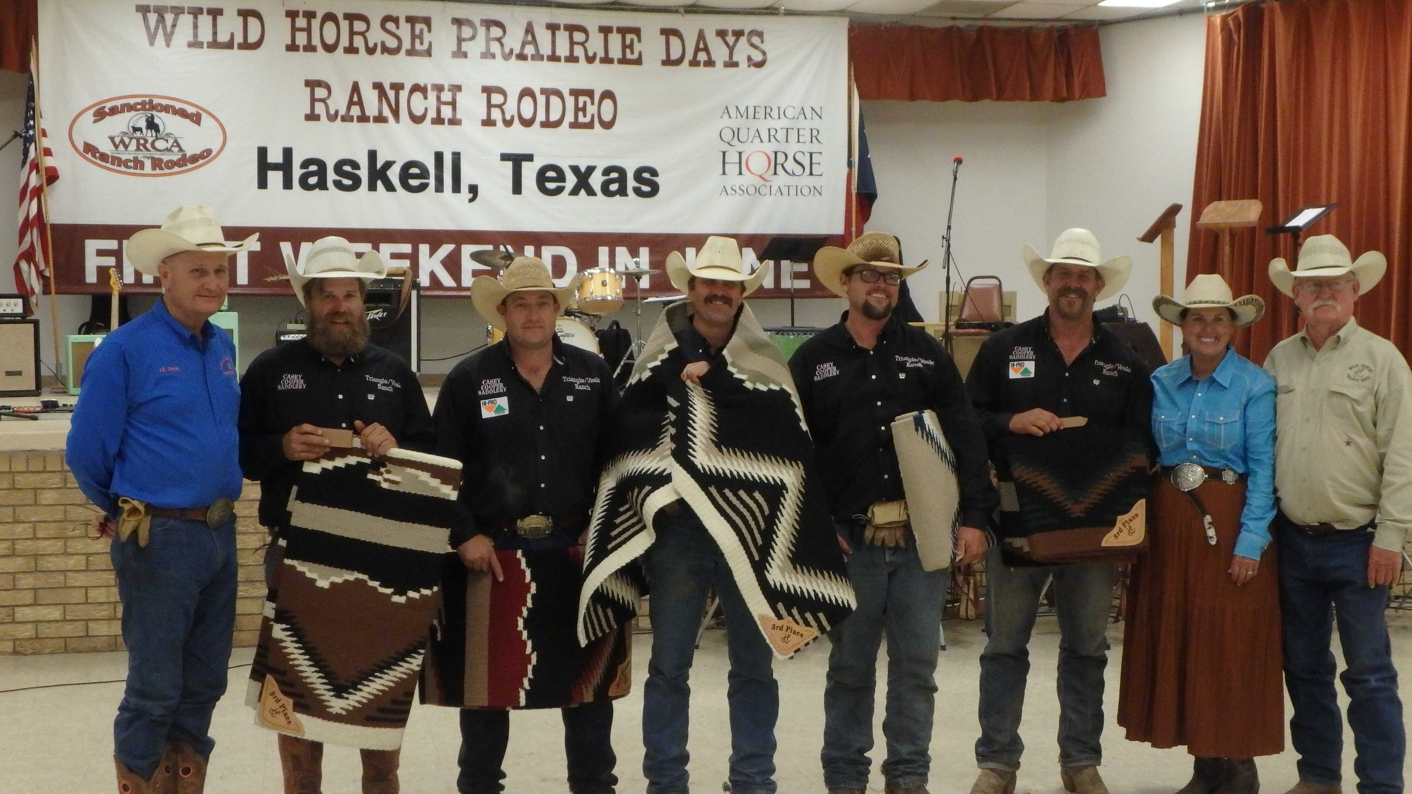 Third Place Ranch Team  - Veale Ranch & Triangle Ranch
