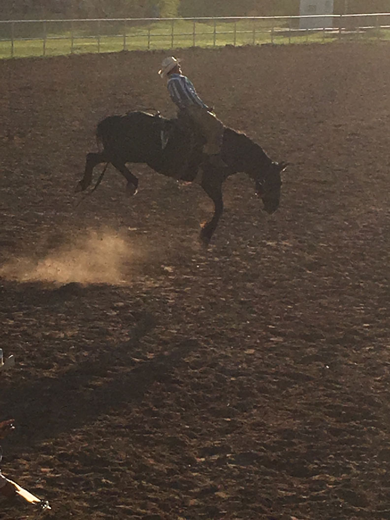 XIT  Ranch Rodeo pic 2