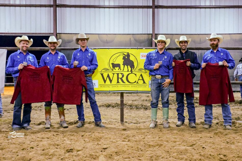 Iron Springs Ranch / Welch Cattle Co LLC - 2017 Hi-Lo Champion Team WRCA Rodeo