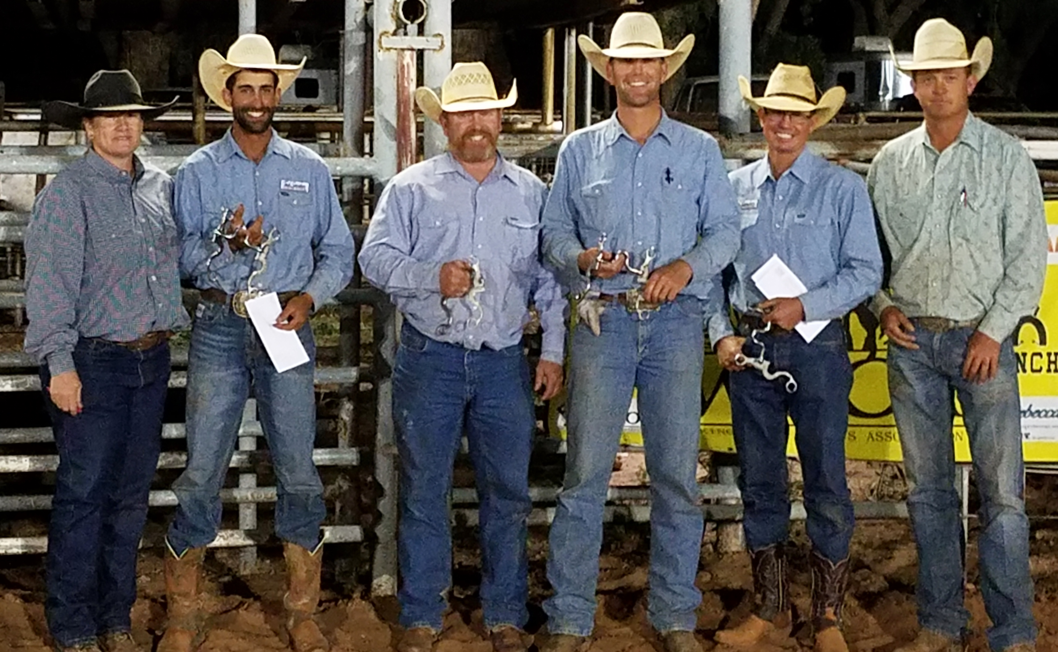 2017 Fort Sumner Winning Ranch Team Sandhill Cattle Co