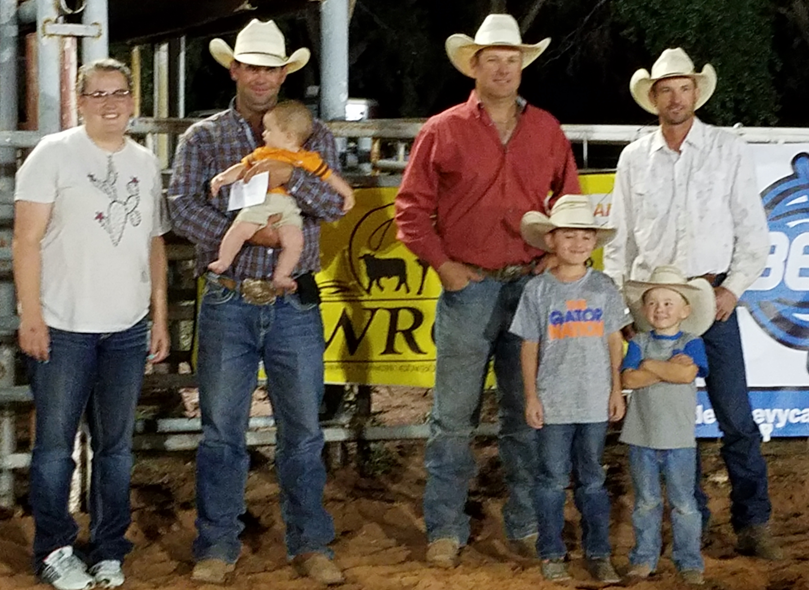 2017 Fort Sumner Second Place Ranch Team