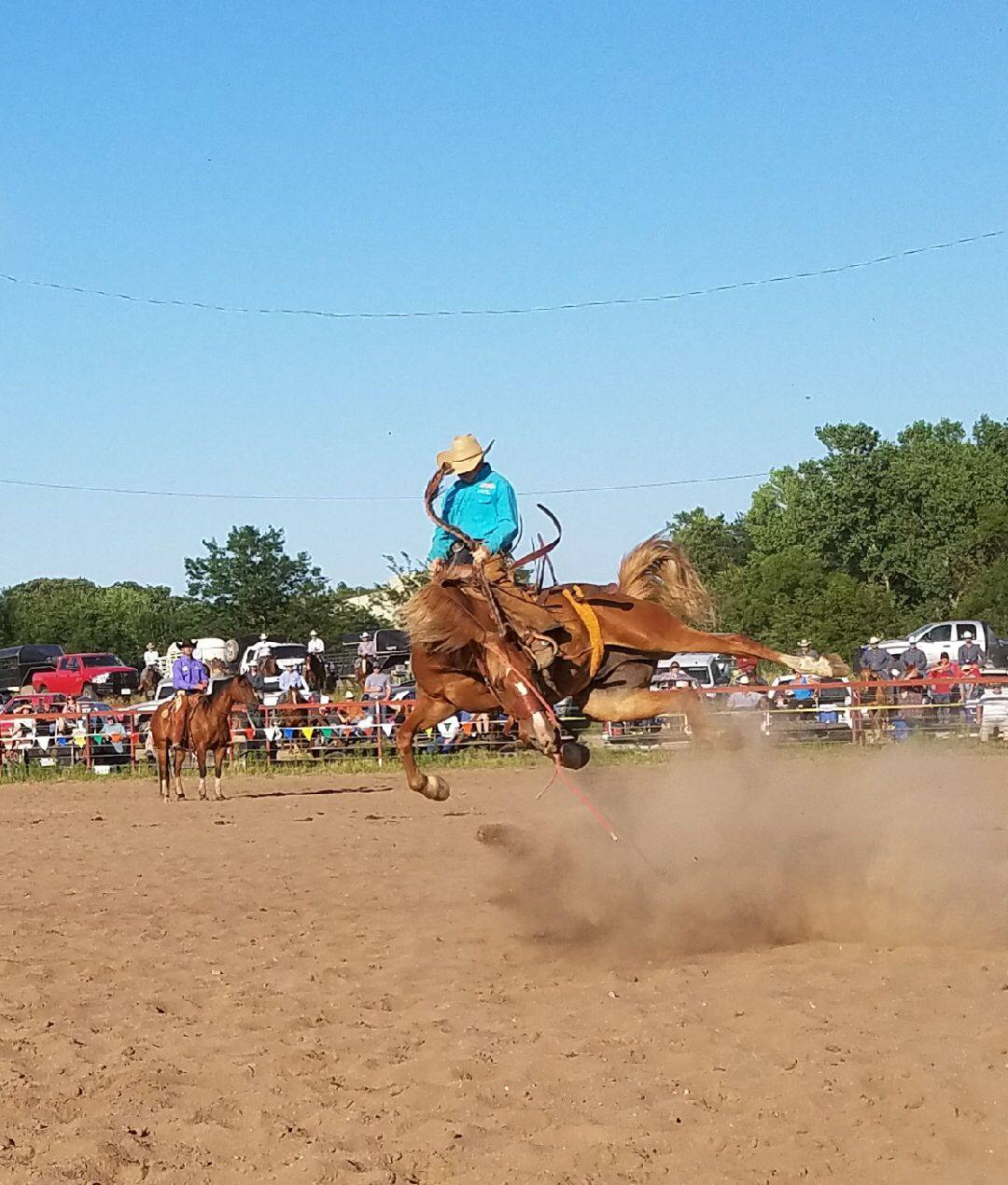 2017 Official Santa Fe Trail Ranch Rodeo Results Working