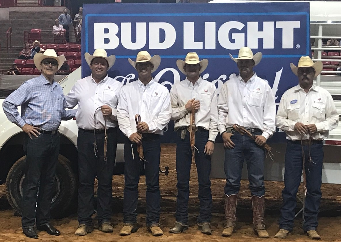 Third Place Team, Pitchfork Cattle Operations - 2017 Texas Ranch Roundup
