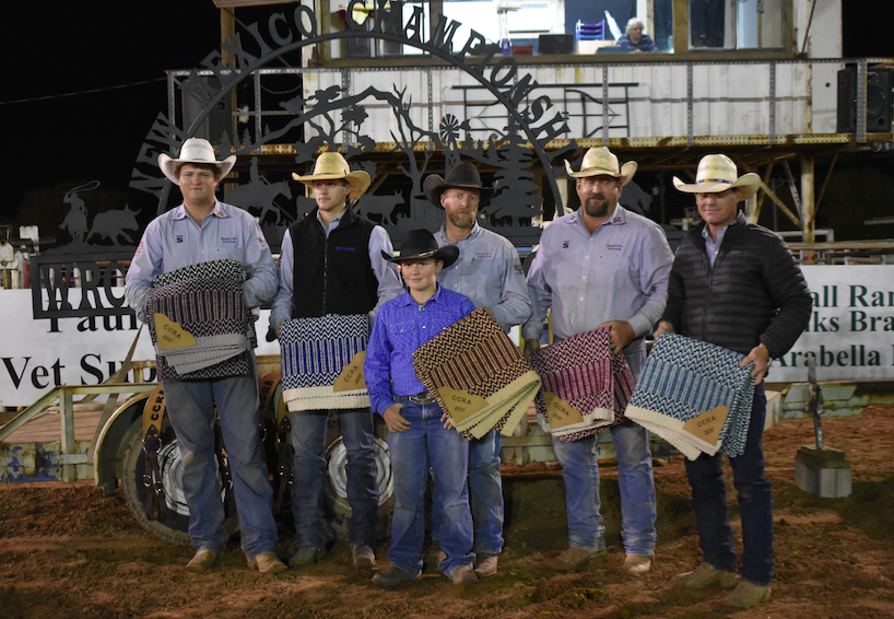 New Mexico Championship Ranch Rodeo: Singleton Ranches