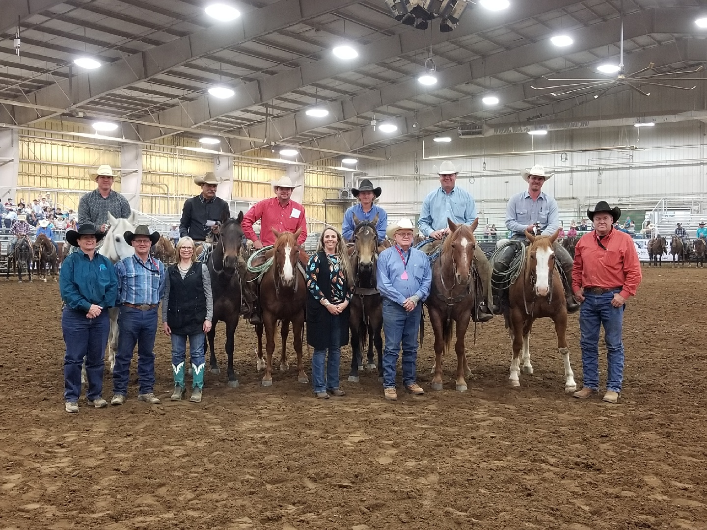 2018 Green Country Classic Ranch Rodeo Results - Working Ranch ...