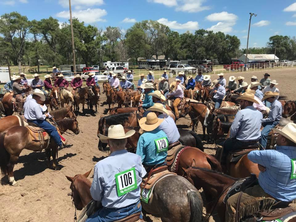 2018 Sandhills Championship Ranch Rodeo Results Working