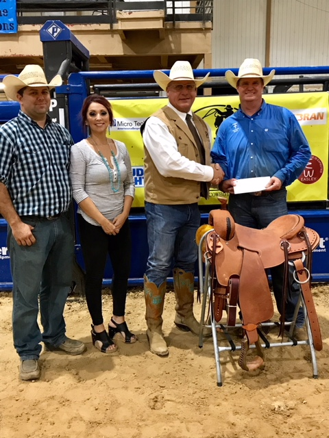 2018 Premier Ranch Rodeo Results Working Ranch Cowboys