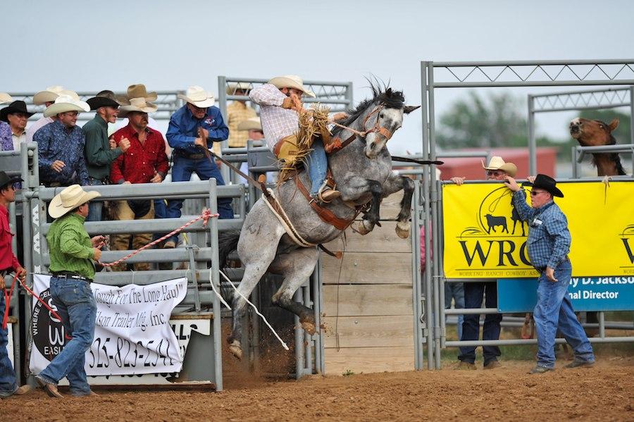 3rd Annual Championship Ranch Bronc Riding Music