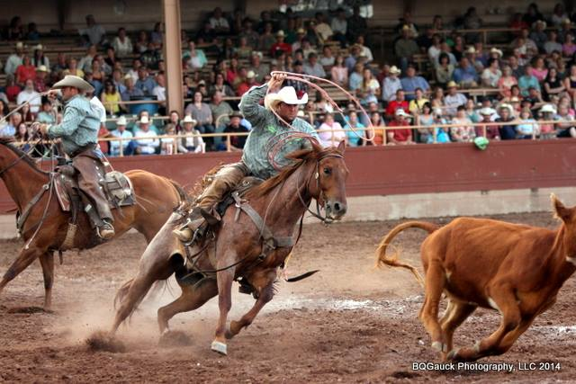 2014 Ride For The Brand Championship Ranch Rodeo Results