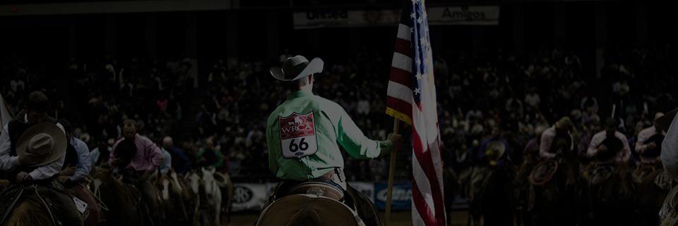 Wcrr World Championship Wrca Bg Working Ranch Cowboys