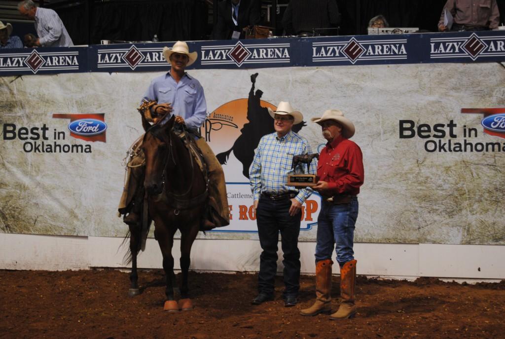 2015 Oca Range Round Up Results Working Ranch Cowboys
