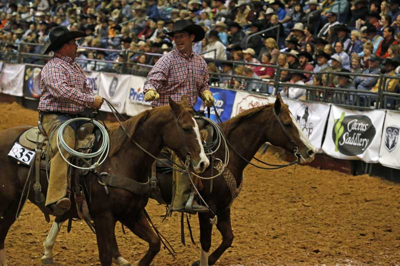 Gallery Saturday Night 20th Wcrr Working Ranch Cowboys