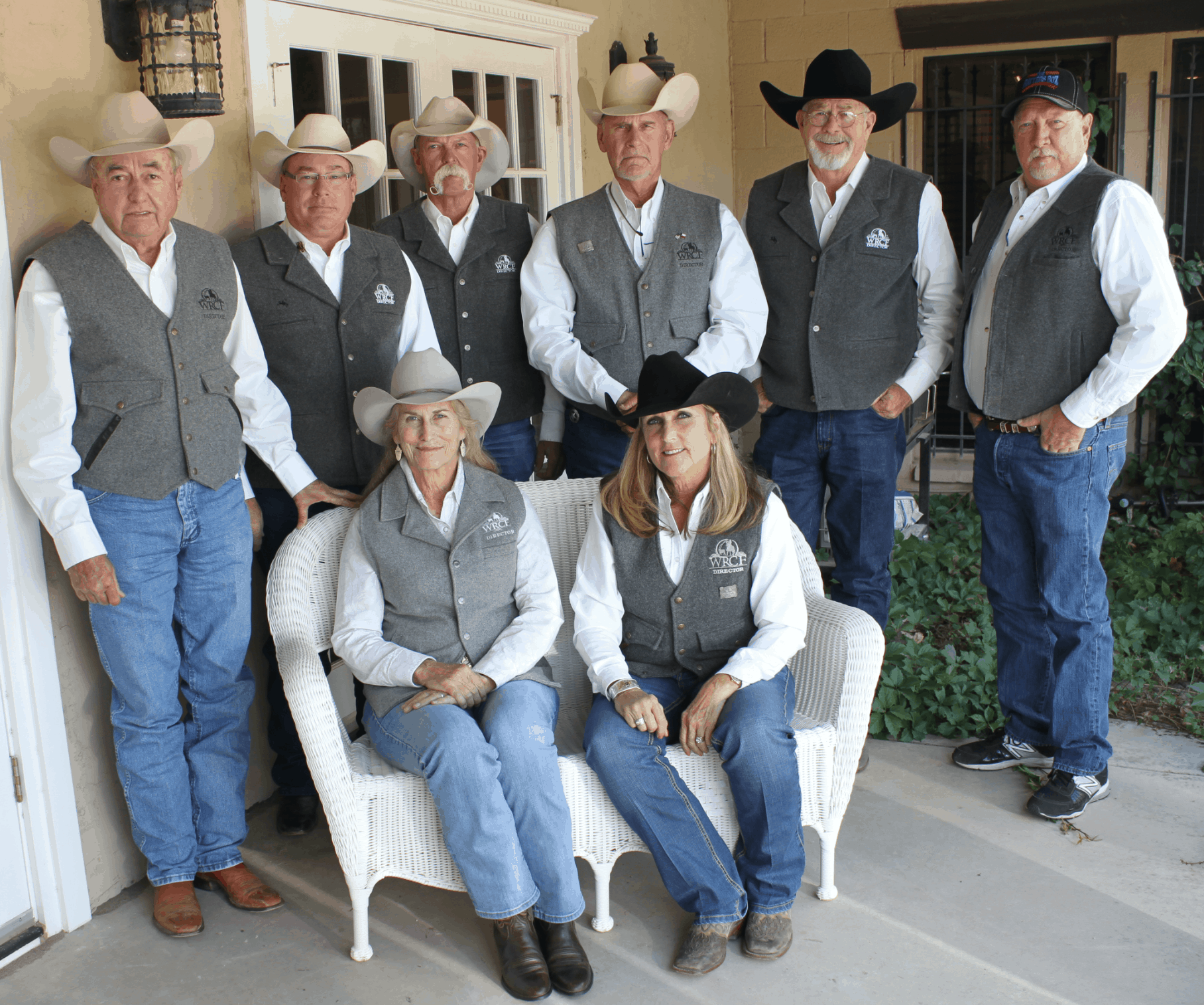 2015 Wrcf Board Of Directors Working Ranch Cowboys