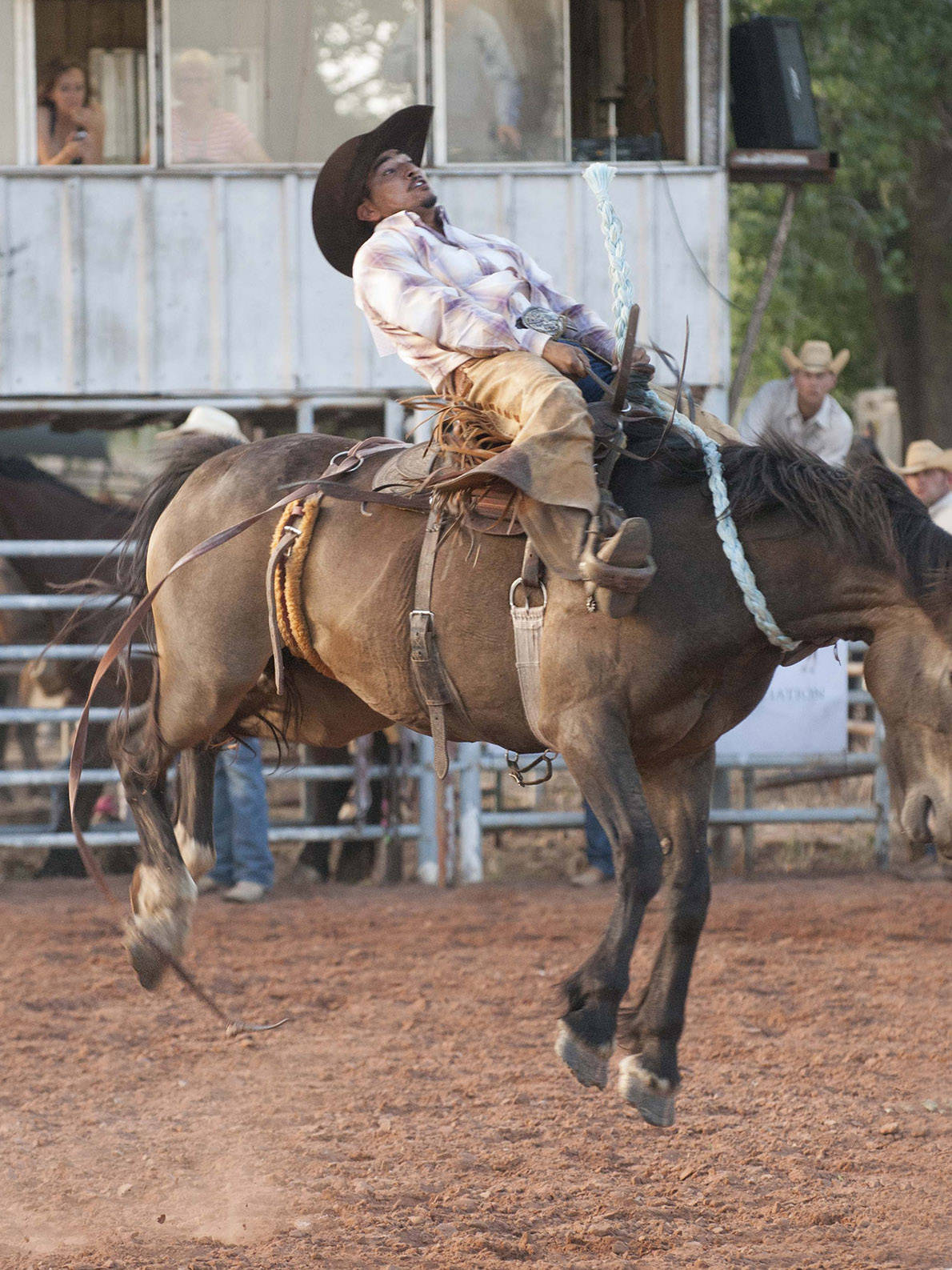 2016 Fort Sumner Ranch Rodeo Results Working Ranch