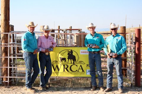 2017 Upper North Platte Ranch Rodeo Official Results