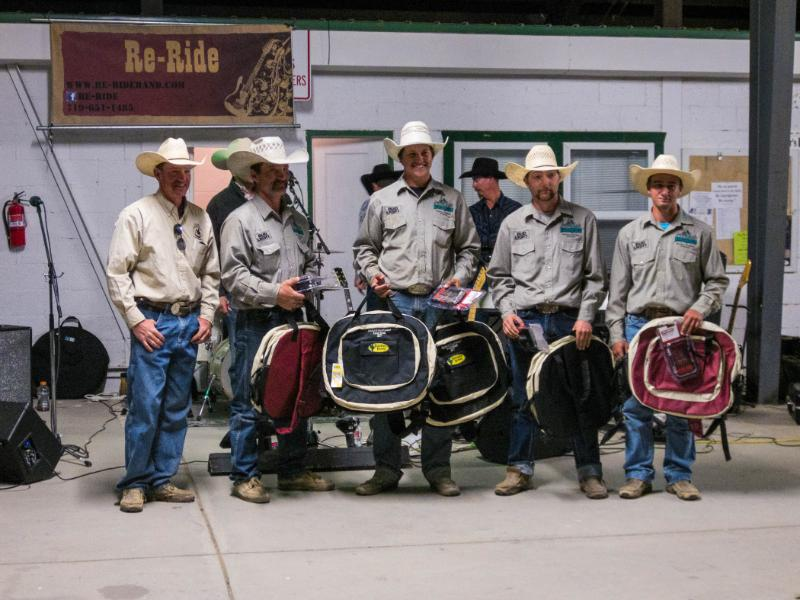 2017 Colorado Championship Ranch Rodeo Official Results Working Ranch Cowboys