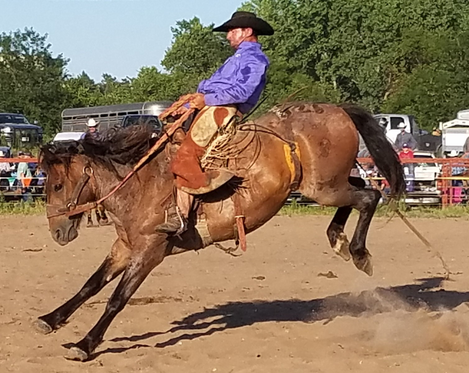 2017 Ride For The Brand Ranch Rodeo Official Results