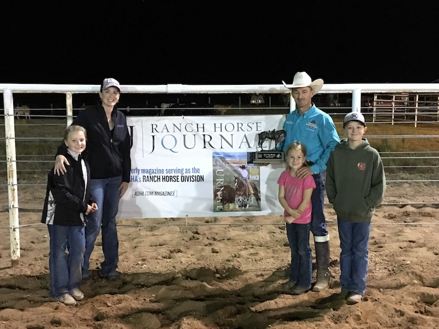 2017 Kansas Championship Ranch Rodeo Official Results