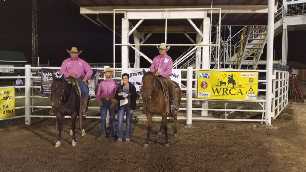 2017 Coffeyville Interstate Ranch Rodeo Official Results