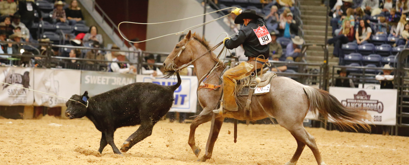 Wcrr Top Hand Connor Grokett Working Ranch Cowboys