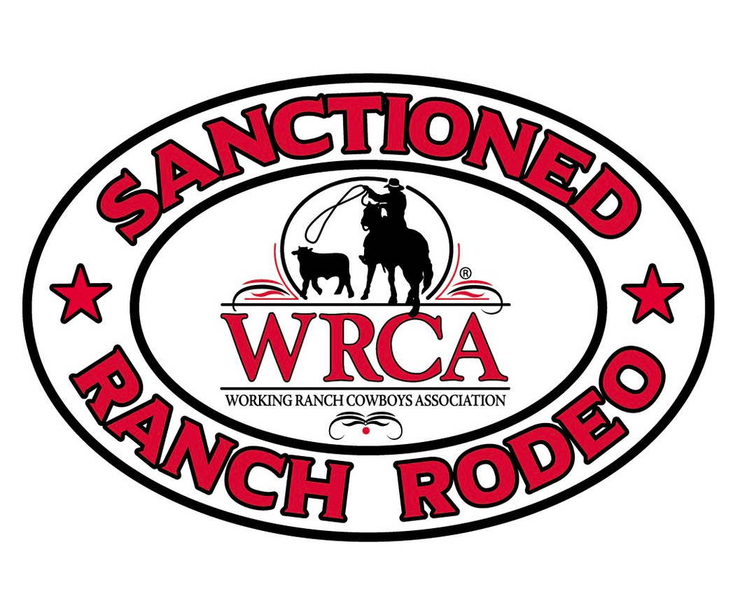 Sanctioned Rodeo Logo Working Ranch Cowboys Association