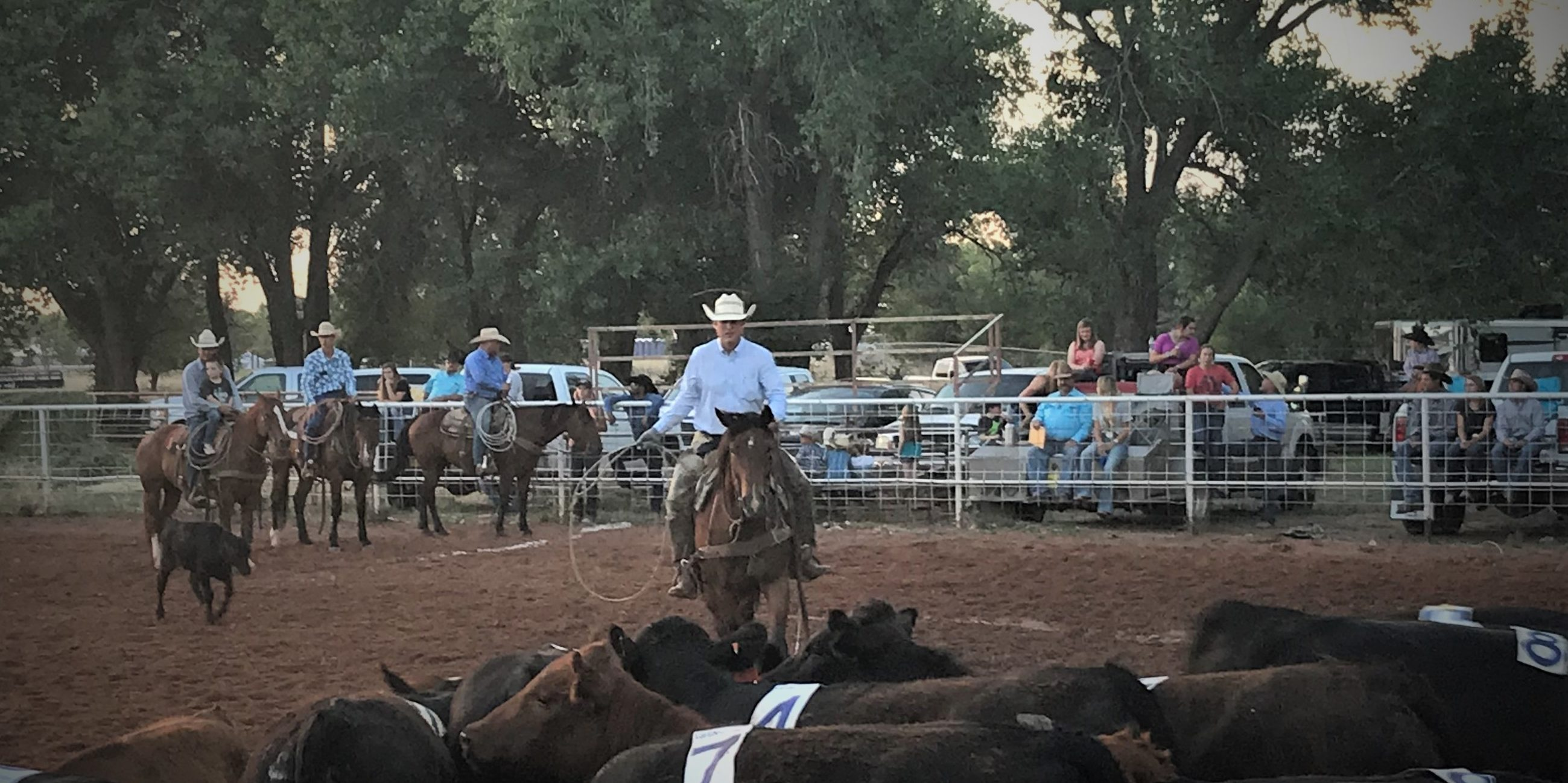 2018 Fort Sumner Ranch Rodeo Results Working Ranch
