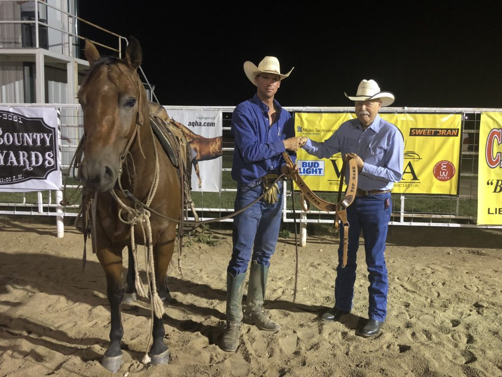 2018 Meade County Fair Ranch Rodeo Results Working Ranch