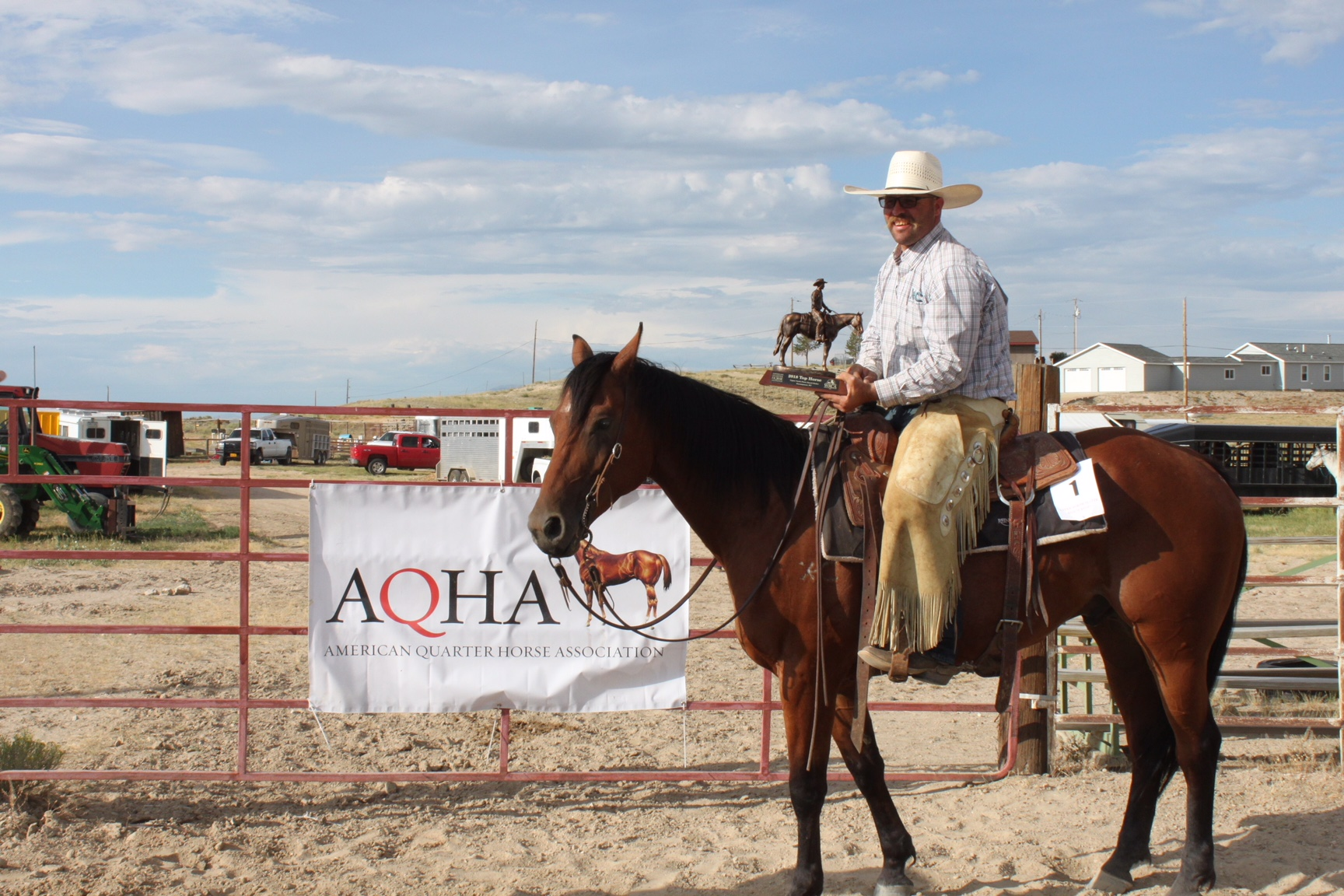 2018 Upper North Platte Ranch Rodeo Results Working