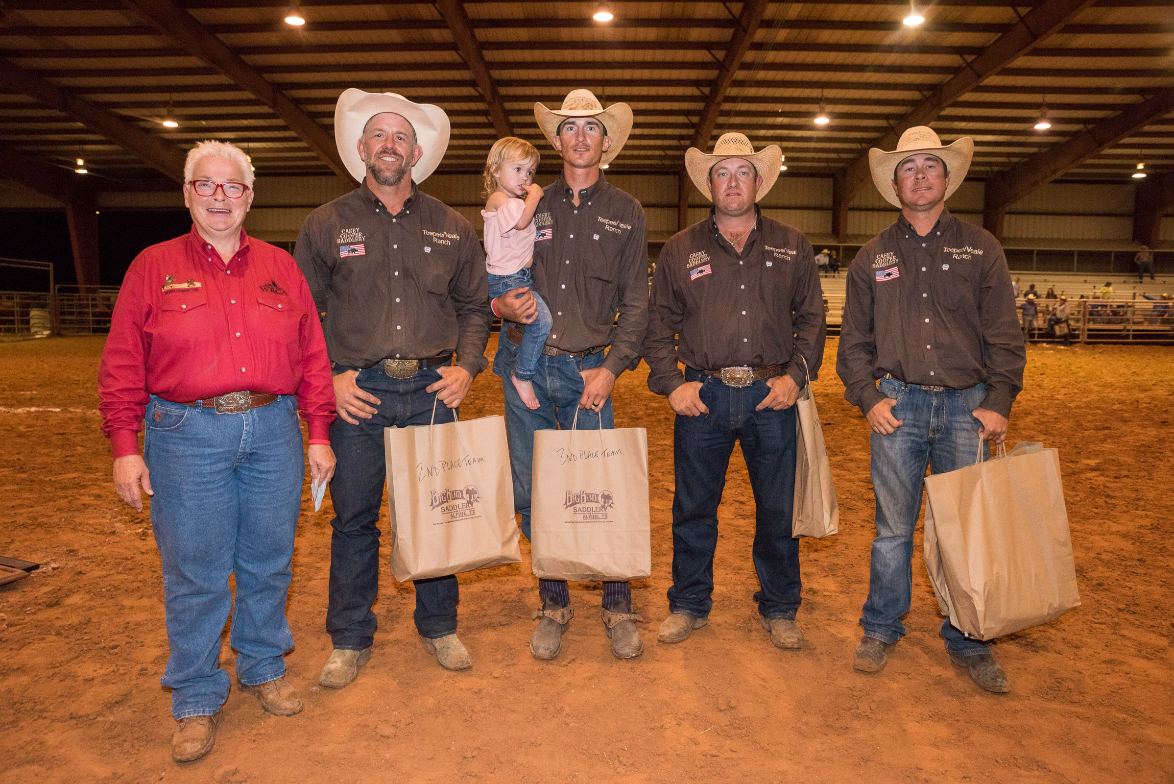 2018 Big Bend Ranch Rodeo Results Working Ranch Cowboys