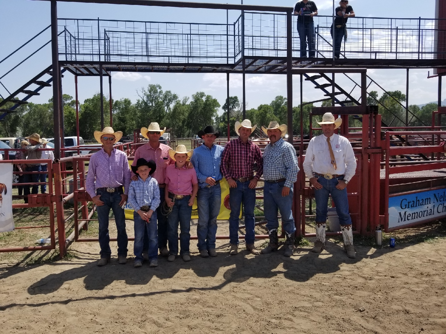 2018 Maverick Ranch Rodeo Results Working Ranch Cowboys