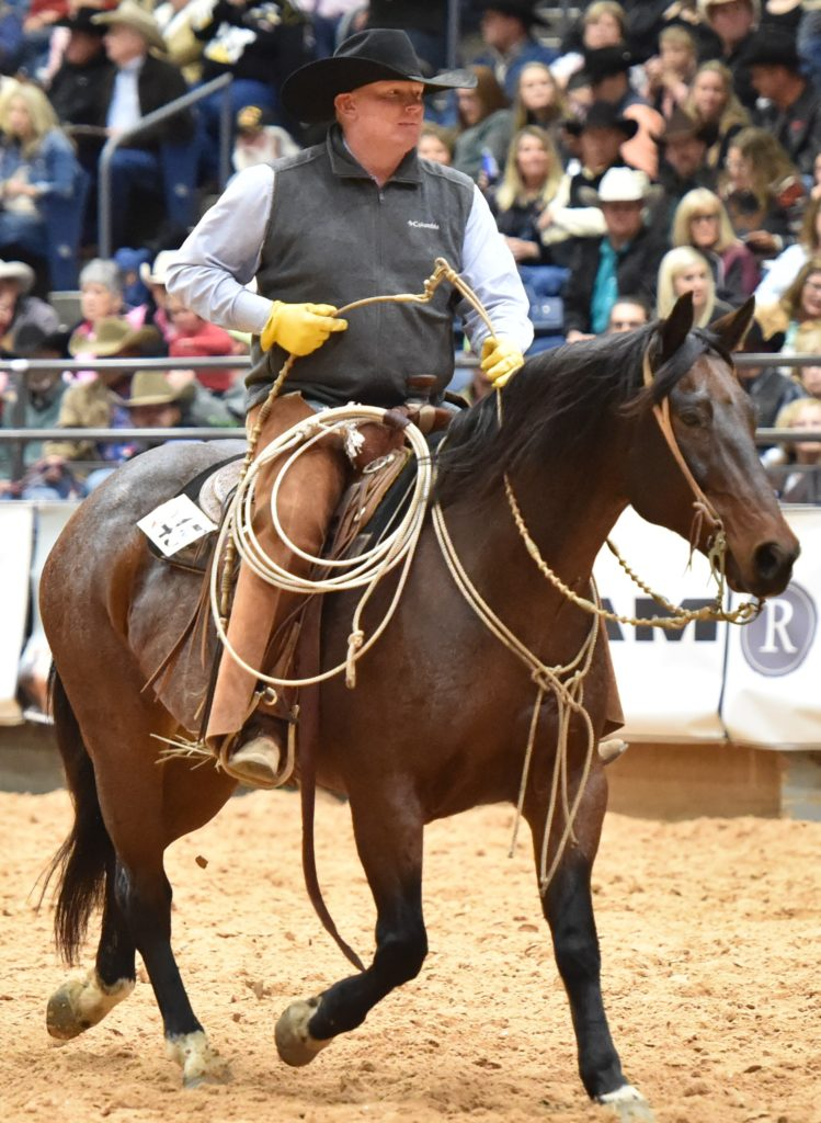 2018 Ride For The Brand Ranch Rodeo Results Working