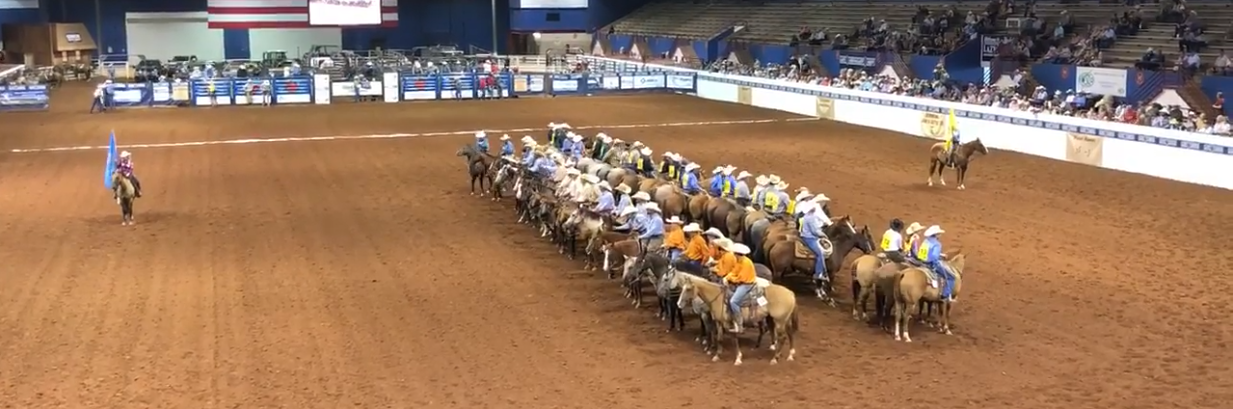 2018 Oklahoma Cattlemen S Association Ranch Rodeo Results