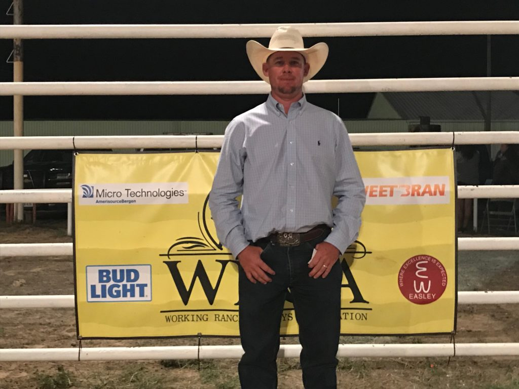 2018 Earth Ranch Rodeo Results Working Ranch Cowboys
